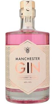 Manchester Gin - Raspberry